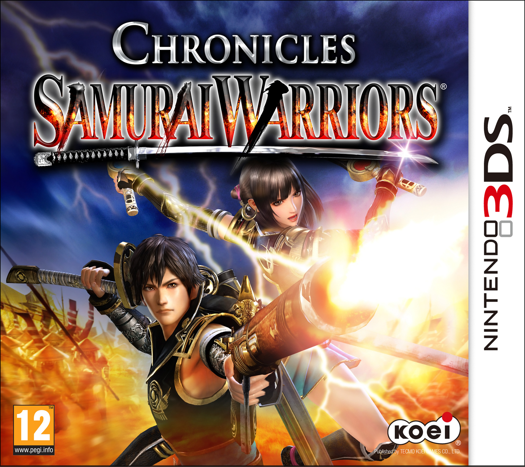 Game Warrior Orochi 3 Untuk Pc: Samurai Warriors Chronicles