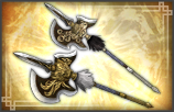 File:Twin Axes - 4th Weapon (DW7).png