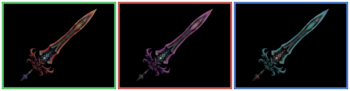 DW Strikeforce - Sword 28
