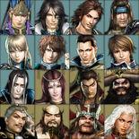 Jin & Others Avatar Set (DW7 DLC)