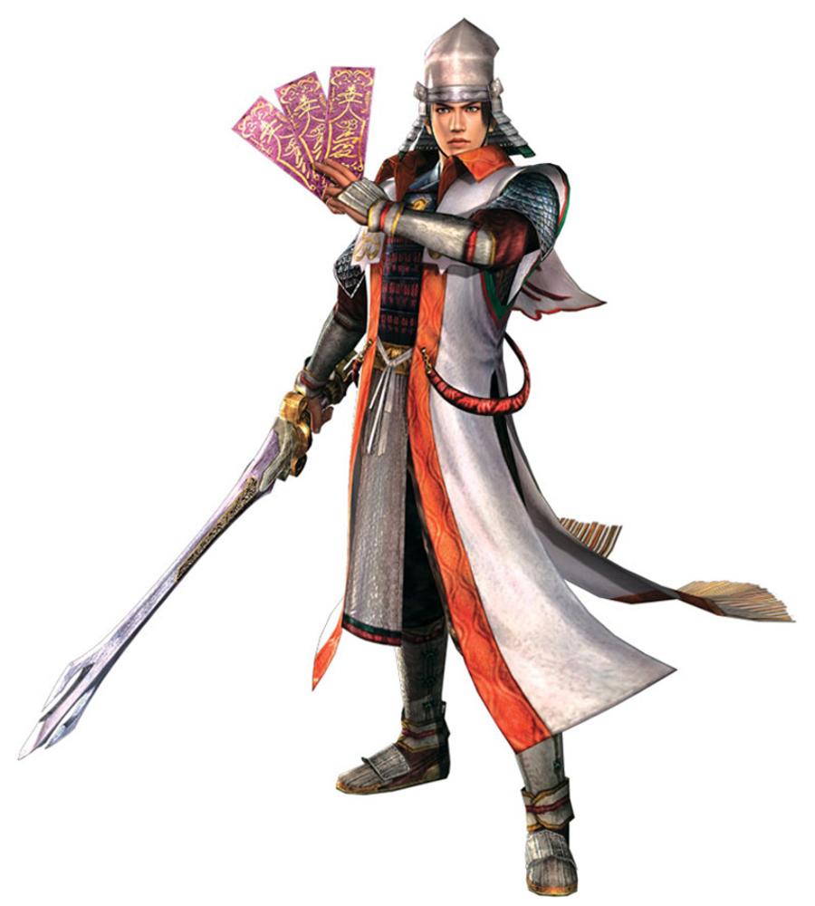 Guide Trophée Warriors Legends Of Troy: Image - SW2 Kanetsugu Naoe.jpg