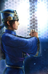Xun Yu 15th Anniversary Artwork (DWEKD)