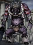 Gyuki Legendary Costume (WO4 DLC)