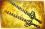 Swallow Swords - 6th Weapon (DW8XL)