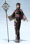Aya Yukata Costume (SW4E DLC)