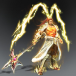 Lu Bu Deified Form (WO4)