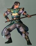 Jiang Wei Alternate Outfit (DW4)
