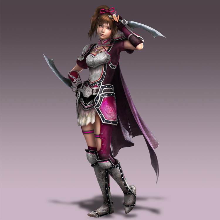 Warriors Orochi 3 Ultimate Dlc: Image - Kunoichi-wo3-dlc-sp.jpg