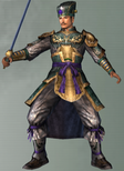 DW5 Liu Bei Alternate Outfit