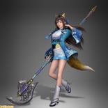 Xin Xianying Famitsu Costume (DW9 DLC)