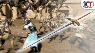 "Dynasty Warriors 9 - Additional Weapon ""Lightning Sword"""