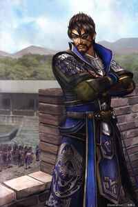 Xiahou Dun 15th Anniversary Artwork (DWEKD)