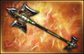 Double-Edged Trident - 4th Weapon (DW8)