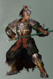 Ma Chao Alternate Outfit (DW4)