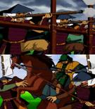 Nagashino in Game Nihonshi Kakumeiji ~Oda Nobunaga~ 1