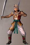 Gan Ning Alternate Outfit (DW4)