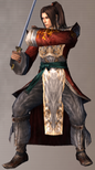 DW5 Zhou Yu Alternate Outfit