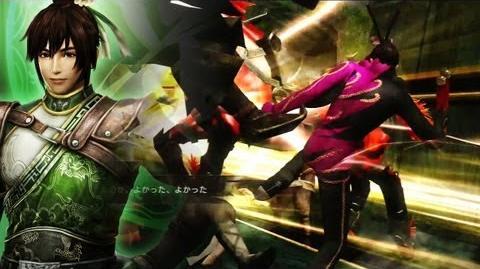真・三國無双7 関索 飛蹴甲「秘蔵武器獲得戦」修羅 - DLC Metal Greaves Gameplay - Dynasty Warriors 8