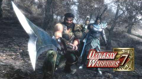 DYNASTY WARRIORS 7 BGM - Large Feather 樊城の戦い・蜀