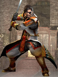 Xiahou Dun Alternate Outfit (DW7)