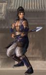 Bodyguard Spear - Level 1