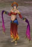 San Zang Alternate Outfit (WO2PSP)