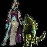 Twili Midna Alternate Costume (HWL)