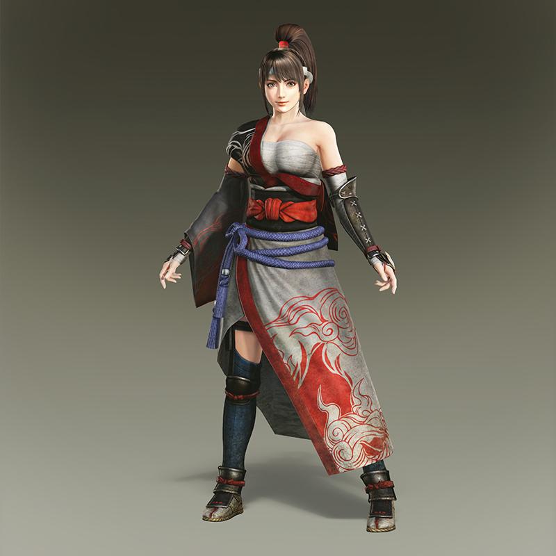 Warriors Orochi 4 Dlc: Image - Female Protagonist Outfit 5 (TKD2 DLC).jpg