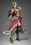 Sun Shangxiang Knight Costume (DW9 DLC)