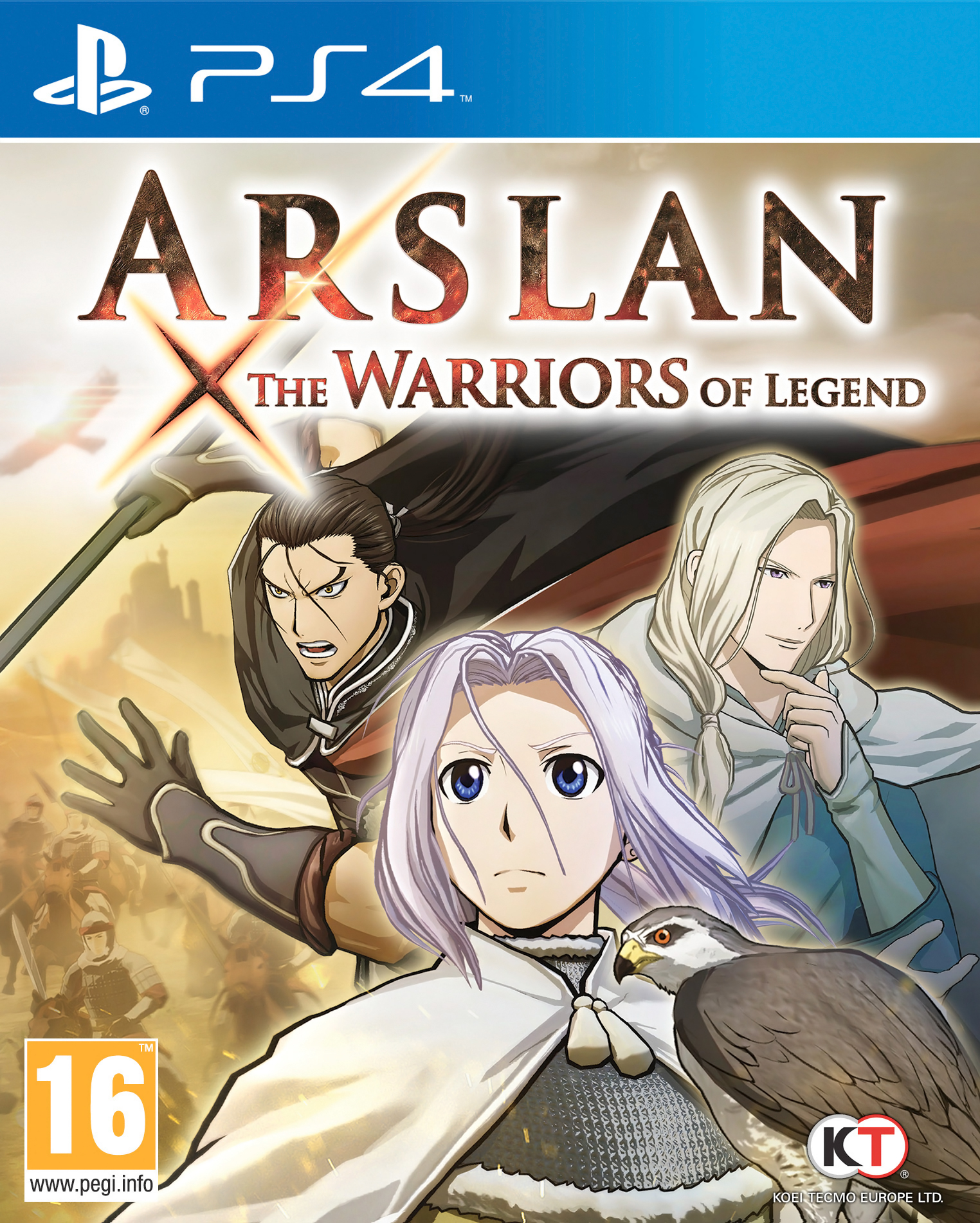 Image result for arslan the warriors of legend ps4
