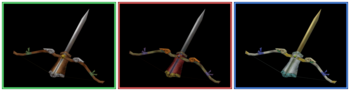 DW Strikeforce - Blade Bow
