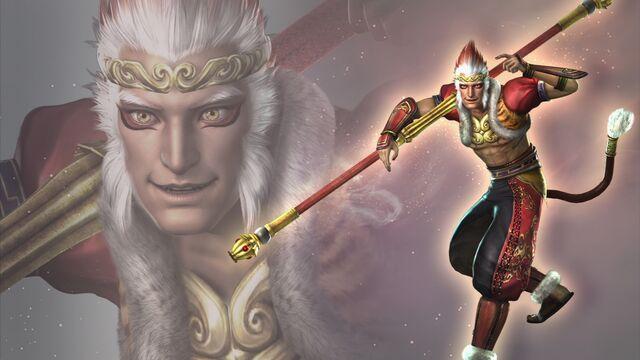 File:Sun Wukong Wallpaper (WO3 DLC).jpg