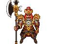Xu Huang Battle Sprite 2 (ROTKLCC)