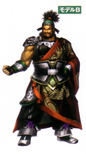 Zhang Fei Alternate Outfit (DW6)
