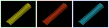 DW Strikeforce - Sleeves