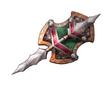 Buckler Blade 4 - Fire (DWO)