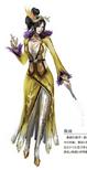 Zhenji Alternate Outfit (DW9)