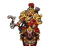 Xiahou Yuan Battle Sprite 2 (ROTKLCC)