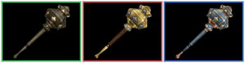 DW Strikeforce - Cudgel 6