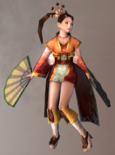 Xiao Qiao Alternate Outfit 3 (DW4)