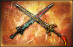 Twin Swords - 4th Weapon (DW8)