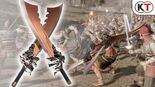 "DYNASTY WARRIORS 9 Additional Weapon ""Inferno Voulge"""