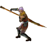 Impa Alternate Costume 3 (HWL DLC)