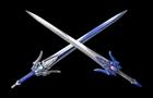 Musou Orochi 2 Famitsu DLC Weapon (Lu Xun)