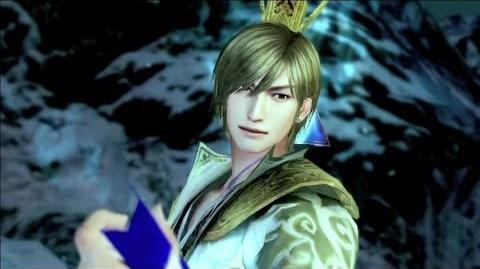Guo Jia/Movesets