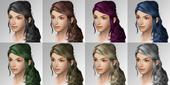 Hair Colors (SSM SLASH)
