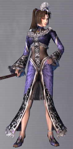 File:DW5 Zhen Ji Alternate Outfit.png