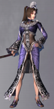 DW5 Zhen Ji Alternate Outfit