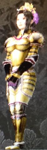 File:Rose Armor (Kessen III).png