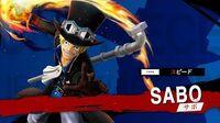 「ONE PIECE 海賊無双4」キャラクター紹介映像~サボ~ PS4 Nintendo Switch XboxOne